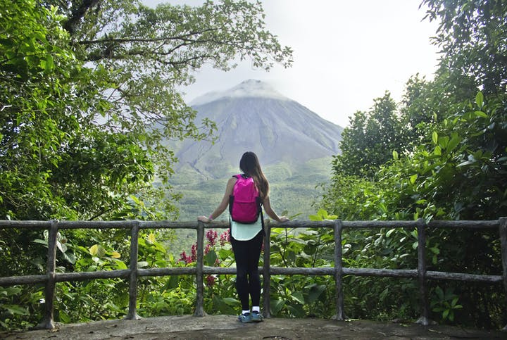 Arenal Volcano Costa Rica Information