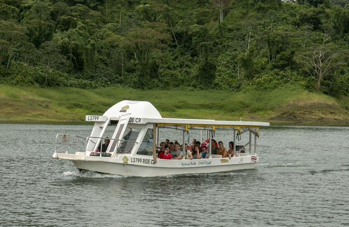 Servicios de Ride Costa Rica - Lake Crossing