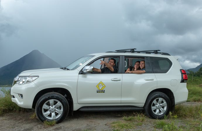 Servicios de Ride Costa Rica - Transporte Privado