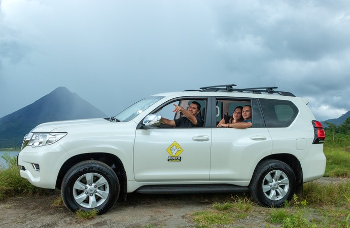 Ride Costa Rica Services - Private Transportation
