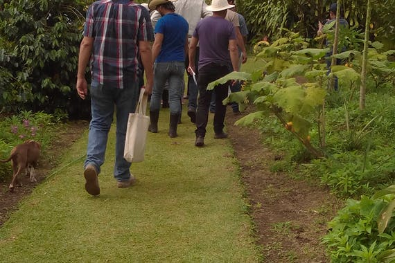 Educational Tour at Don Juan Farm