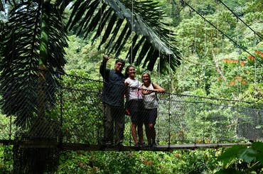 Hanging Bridges Natural History Walk
