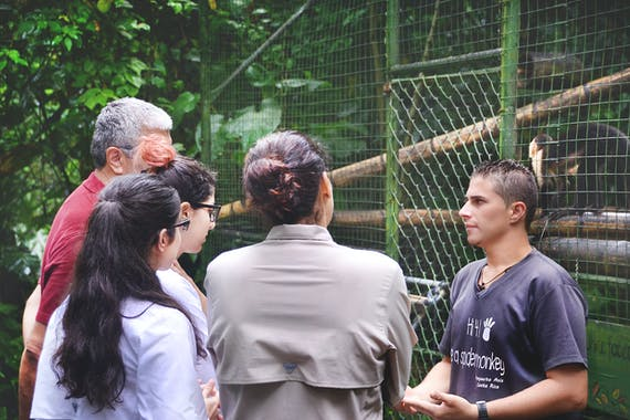 Proyecto Asis Wildlife Rescue Center