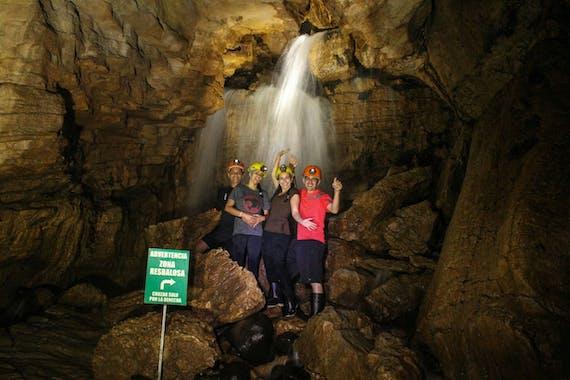 Venado Cave Tour