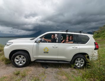 Costa Rica Private Transportation - SUV Car Service