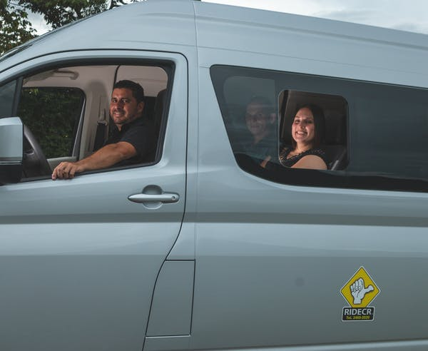 Costa Rica Private Transportation - Minibus Service