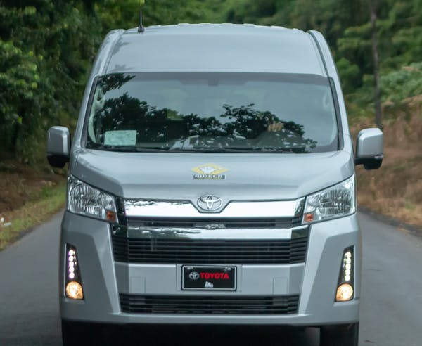 Costa Rica Shuttle Transportation - Hiace Service